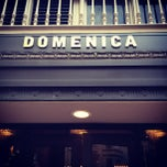 Photo taken at Domenica by Ruby D. on 8/24/2012