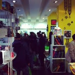 Photo taken at Fabrica Features by Brian P. on 11/6/2011