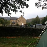Photo taken at Crowden Camping and Caravanning Club Site by Mirka on 10/2/2011