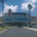Photo taken at Plaza Sendero Apodaca by Alejandro M. on 7/31/2011