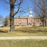Photo taken at Colby-Sawyer College by FM M. on 3/22/2012