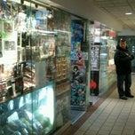 Photo taken at Elizabeth Center Gift Shops by Heisenberg on 1/21/2012