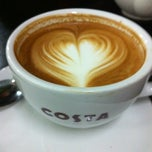 Photo taken at Costa Coffee by John T. on 4/15/2012