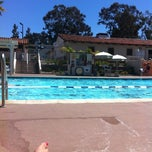 Photo taken at Laguna Village Clubhouse Pool by Jessica M. on 7/28/2012