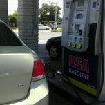 Photo taken at USA Gasoline by Ben J. D. on 6/17/2012