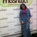 Photo taken at Moshaict - Moslem Fashion District Indonesia by Silvita W. on 2/29/2012
