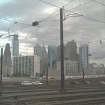 Photo taken at Amtrak Philly -> NYC by Sue C. on 7/14/2012