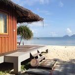 Photo taken at Koh Mook Sivalai Beach Resort by Settha on 4/26/2012