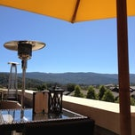 Photo taken at Madera - Rosewood Hotel Sand Hill by Tristan on 6/20/2012
