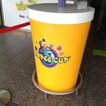 Photo taken at Yippee Cup by βαbγγ ℚueenie  ♡ on 8/17/2012