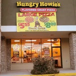 Photo taken at Hungry Howies by Zach R. on 11/3/2011