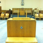 Photo taken at Kirkland Masonic Center by Indie M. on 1/27/2012