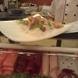 Photo taken at Kyoto Sushi Bar by Efrain M. on 11/25/2011