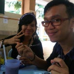 Photo taken at Dining Hall Kolej Jasmine by Nazreen A. on 11/16/2011