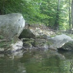 Photo taken at Rocks State Park by Kelly S. on 6/24/2012