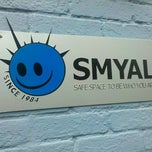 Photo taken at SMYAL (Supporting and Mentoring Youth Advocates and Leaders) by JR R. on 5/23/2012