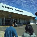 Photo taken at Aeroporto Internacional de Campo Grande (CGR) by Paulo A. on 6/9/2012