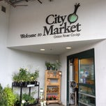 Photo taken at City Market (Onion River Co-op) by Harjit on 6/23/2012
