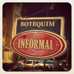 Photo taken at Botequim Informal by Ana Bertuol on 3/23/2012