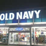 Photo taken at Old Navy by Alvin H. on 1/26/2012