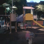 Photo taken at Parque Infantil Plaza 1° de Mayo by MIGUEL A. N. on 12/6/2011