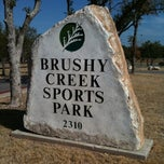 Photo taken at Brushy Creek Sports Park by Josh J. on 8/9/2011
