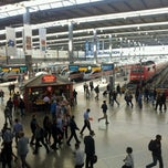 Photo taken at München Hauptbahnhof by Susumu O. on 9/21/2011
