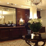 Photo taken at Plaza Hotel Buenos Aires by Old A. on 6/29/2012