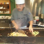 Photo taken at Fuji Teppanyaki Restaurant by Adrian P. on 8/30/2012