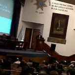 Photo taken at Colegio de Abogados de Lima by Oty C. on 8/2/2011