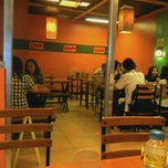 Photo taken at Mang Inasal by Ian O. on 12/3/2011