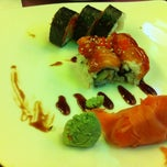 Photo taken at Kiraku Hibachi & Sushi by Robert B. on 11/3/2011
