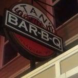 Photo taken at Stan's Bar-B-Q by Bryan B. on 1/15/2012