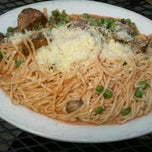 Photo taken at Blackjack Pasta by Magie C. on 9/17/2011