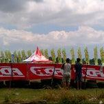 Photo taken at Circuit Race Selagalas by tongkrongan d. on 3/31/2012