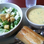 Photo taken at Panera Bread by Cat F. on 8/14/2012
