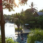 Photo taken at Mukdara Beach Villa And Spa Resort by Markus H. on 2/17/2011