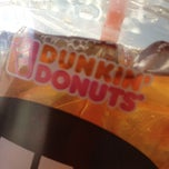 Photo taken at Dunkin' Donuts by Bob M. on 4/24/2012