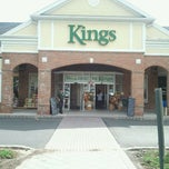 Photo taken at Kings Food Markets by Martin D. on 9/1/2011