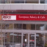 Photo taken at Delice European Bakery & Cafe by Dan H. on 1/10/2011