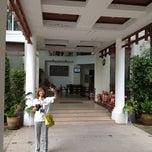 Photo taken at Wang Yao Riverside Resort (วังยาว ริเวอร์ไซด์ รีสอร์ท) by songkran p. on 8/8/2012