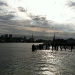 Photo taken at MBTA Charlestown Ferry by Ashley O. on 3/24/2012