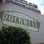 Photo taken at Rockwell Table and Stage by Jeff S. on 9/6/2012
