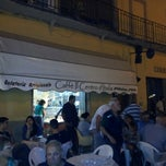 Photo taken at Gelateria New Moon by Giulio M. on 6/23/2012