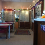 Photo taken at Angel Eye Care & Family Optometry by Giovanni F. on 10/21/2011