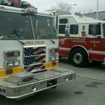 Photo taken at BCFD - Engine 35/ Truck 21/ Medic 9 by Jr H. on 2/8/2012