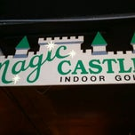 Photo taken at Magic Castle Indoor Golf & Amusement by DJ Prime T. on 9/7/2011