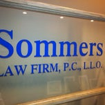 Photo taken at Sommers Law Firm by Dave S. on 10/11/2011