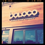 Photo taken at Boloco by Tom F. on 2/3/2011