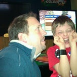 Photo taken at Buffalo Wild Wings by Tina B. on 1/15/2012